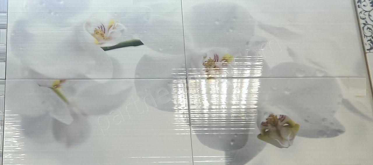 керамическое панно нефрит