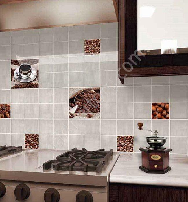 образцы плитки для кухни фото - фото 8