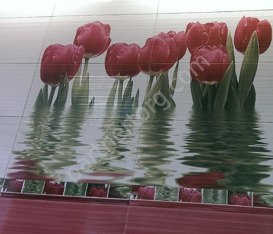 Купить панно на стену тюльпаны заказ цветов ростов-на-дону с доставкой