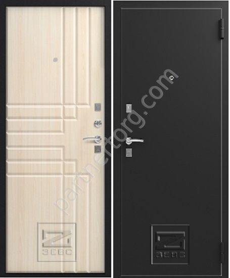 стальные двери шелк