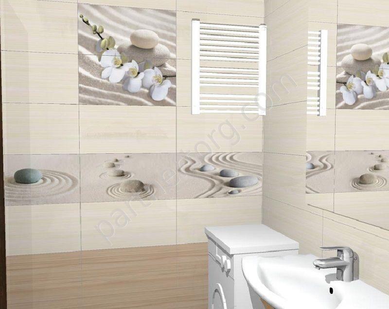 Интерьер ванной комнаты уралкерамика план расположения ванной комнаты