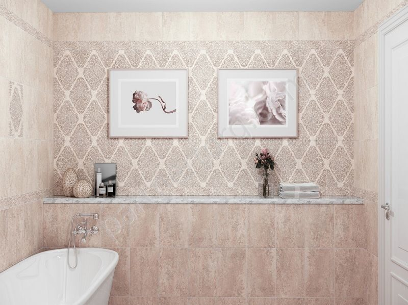 Antico Global Tile в интерьере