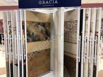 Предновогодняя акция на керамическую плитку Грация керамика
