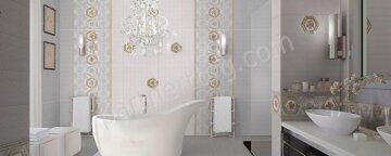 Меланитовый фон Ceramique Imperiale изящная коллекция для дома