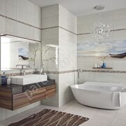 Crema Marfil Sunrise Golden Tile каталог