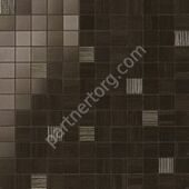 Мозаика Aston Wood Dark Oak Mosaic глянцевая 30,5х30,5см Atlas Concorde