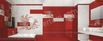 Коралл Ceramique Imperiale в ярко-красных оттенках