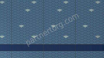 Tokyo Дима Логинов Нефрит Керамика в синем оттенке