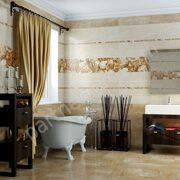 Sea Breeze Shells Golden Tile каталог