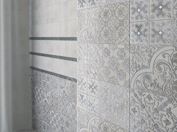 Campanilia серая плитка для стен Lasselsberger Ceramics фото