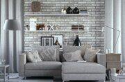 Современная плитка в стиле Лофт, кирпичная стена