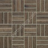 Brigantina Mosaico Braid Small коричневая 30х30 Estima BG06/BS