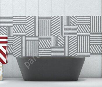 Графика Дима Логинов, коллекция дизайнерской плитки Нефрит Керамика