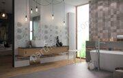 Осака керамическая плитка Голден Тайл в интерьере